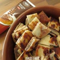 חטיפי בצק שמרים במילוי ממרח השחר העולה